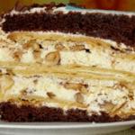 Рецепт торта «Крещатый яр» пошагово