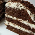 Торт «Поли Робсон» рецепт