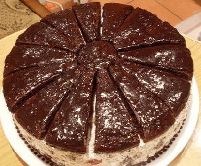 Торт «Африканская ромашка» рецепт с фото пошагово