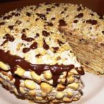 Торт «Арлекин»