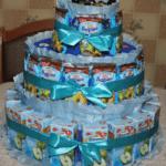 Торт из «Барни» и сока