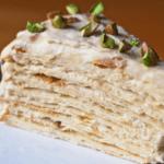 Торт пломбирный