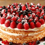 Торт Рустик