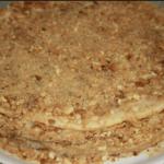 Торт Наполеон по Дюкану
