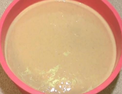 Торт Ириска по Дюкану