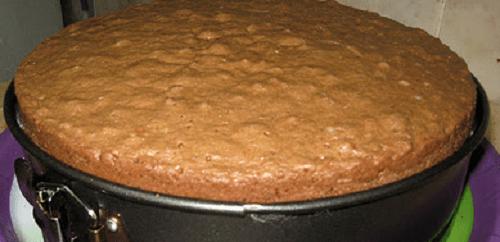 Торт Сливочные облака