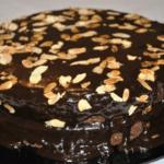 Торт Негритенок
