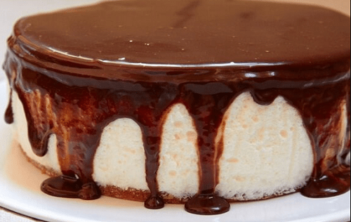Торт Птичье молоко по Дюкану