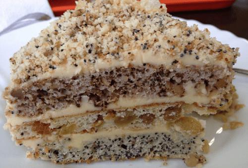 Рецепты тортов дамский каприз пошагово