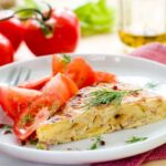 Нежная и сочная рыба в омлете в духовке