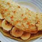 Рецепт овсяноблина на завтрак из овсянки