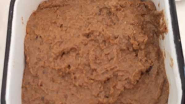 Паштет из печени нутрии