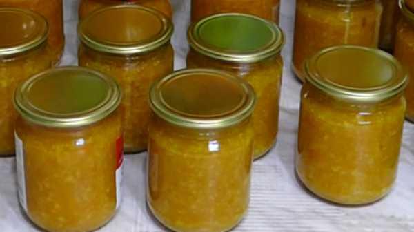 Как и сколько варить варенье из апельсиновых корок