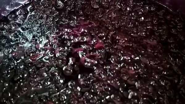 Как и сколько варить варенье из ирги