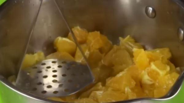 Как и сколько варить варенье из апельсинов