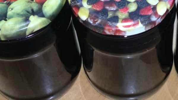 Как варить варенье из черники с целыми ягодами