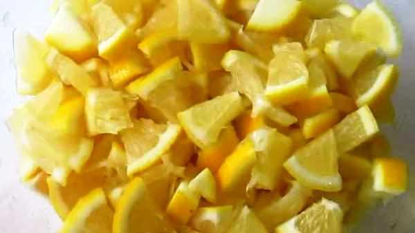 Как и сколько варить варенье из лимонов