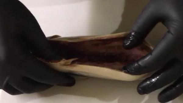 Как чистить скумбрию