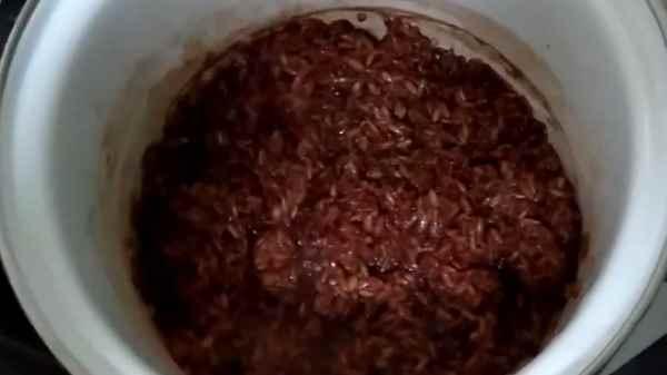 Как и сколько варить красный рис
