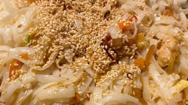 Как и сколько варить рисовую лапшу