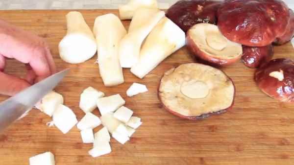 Как и сколько варить грибовницу